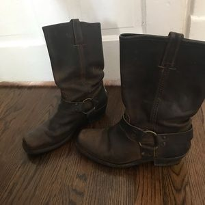 Frye Harness Boots! Size 9.5